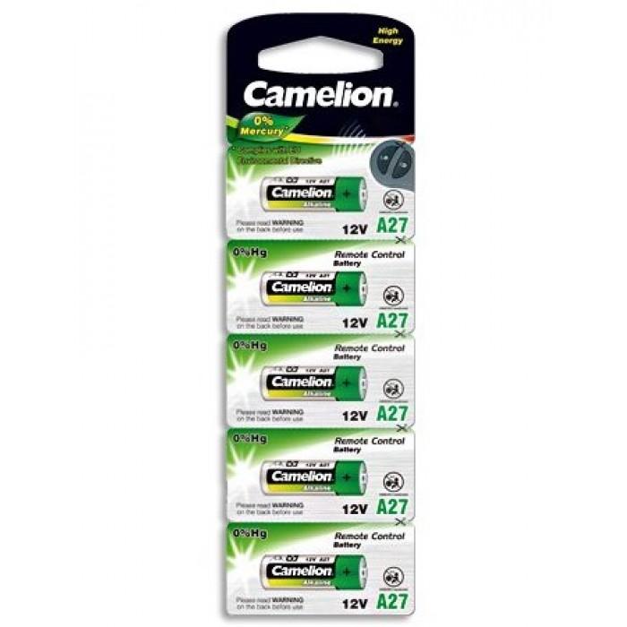 Baterii alcaline Camelion A27, 12V