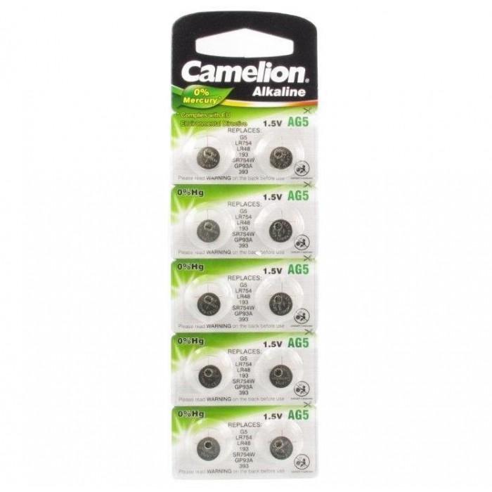 Baterii alcaline Camelion AG5