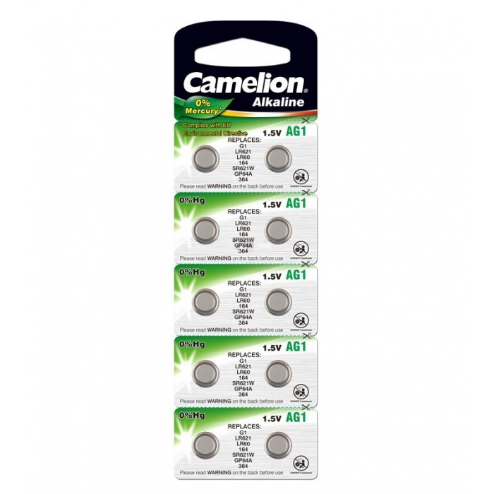 Baterii alcaline Camelion AG1 (LR60)