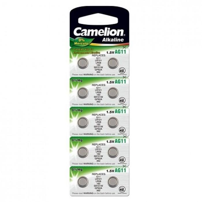 Baterii alcaline Camelion AG11 (LR721)