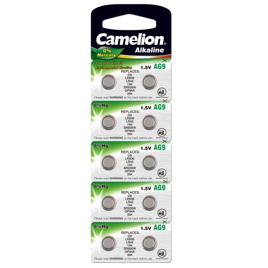 Baterii alcaline Camelion AG9