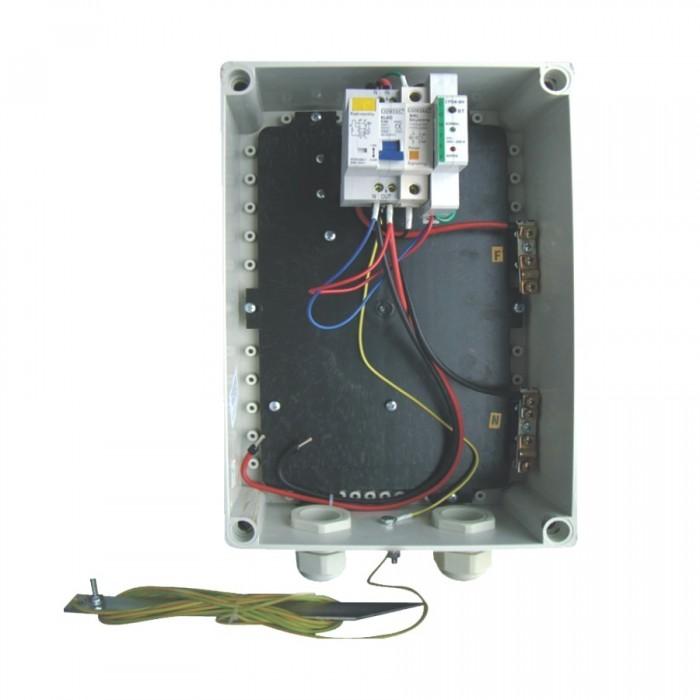 Bloc de masura cu diferential BMPM COM+DPSM-MN 25/0.3A PC -  PF0019-00065