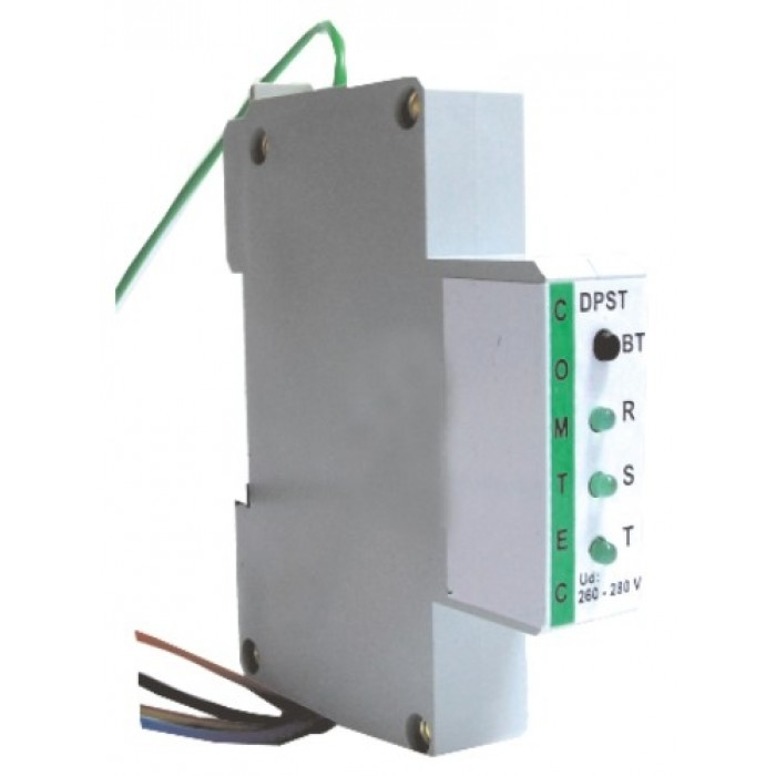 Dispozitiv trifazat de protectie la supratensiune DPST 3 2 - PF0019 09555