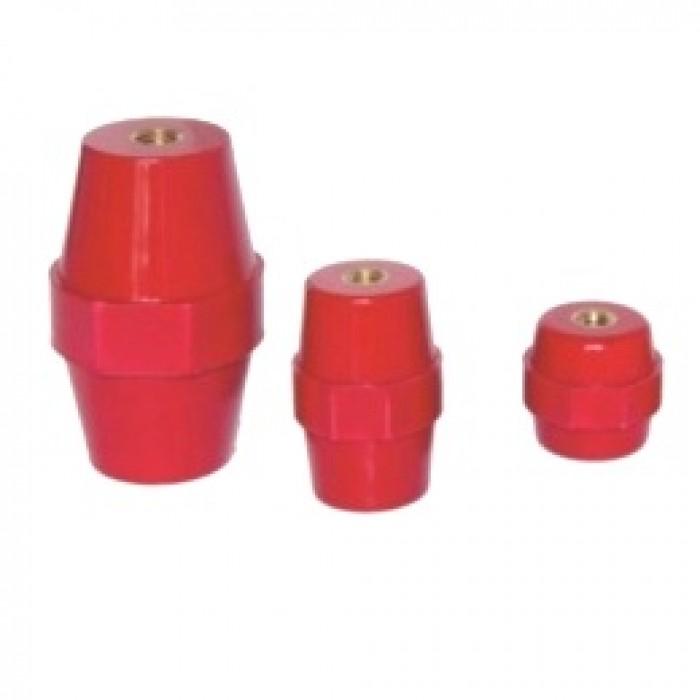 Izolator butoias rosu SM51, piulita -  MF0013-04190