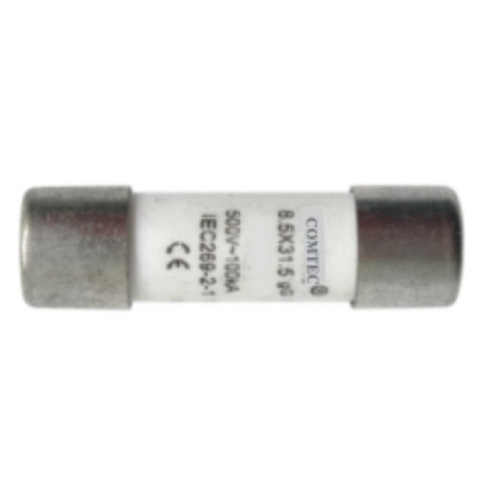 Siguranta fuzibila cilindrica CH10 10X38 10A -  MF0006-20355