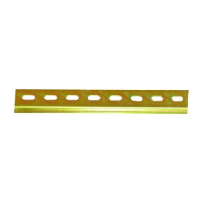 Sina metalica DIN, slitata, 2m, 35x7.5mm