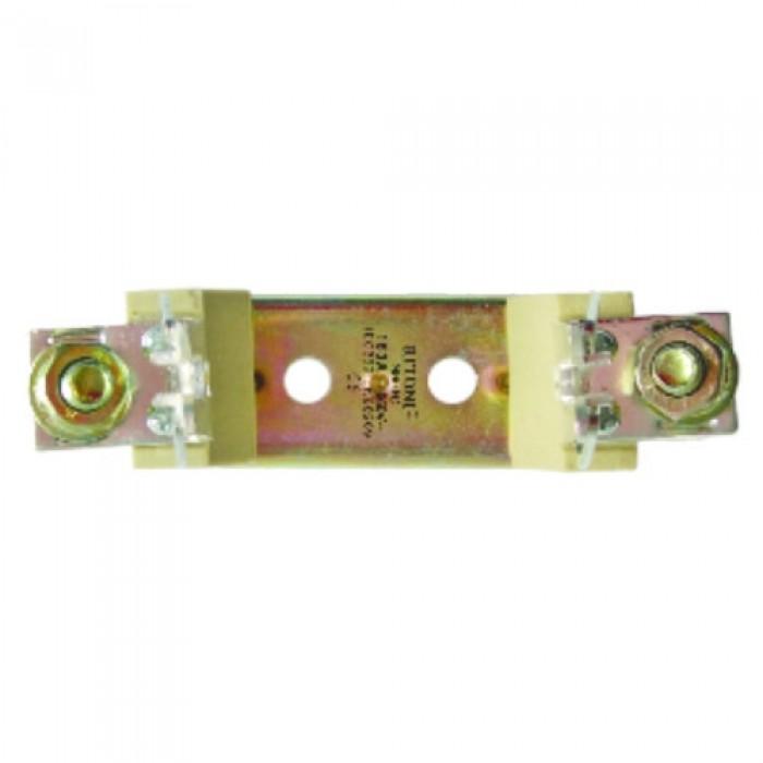 Soclu siguranta MPR, punte metalica 1P-PK1 M10