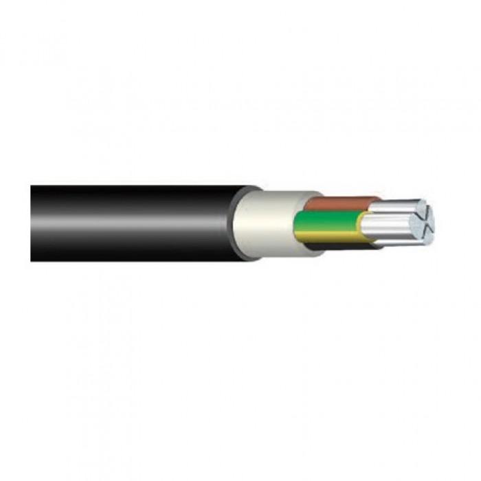 Cablu armat din aluminiu ACYABY  3x185mm+95