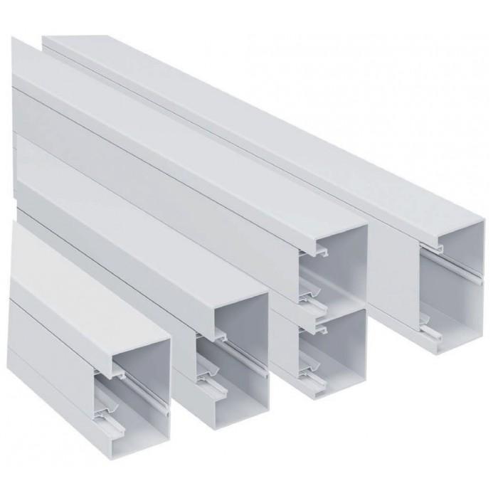 Canal cablu PVC 25x16 mm (Pret pe metru liniar)