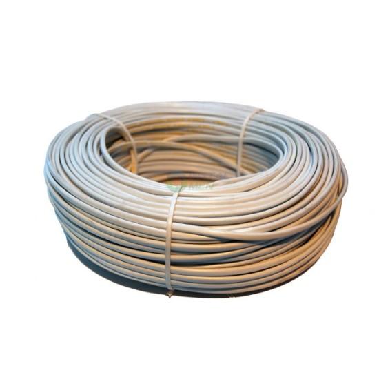 Cablu electric flexibil MYYUP 2X1.5mm, plat - rola 100m