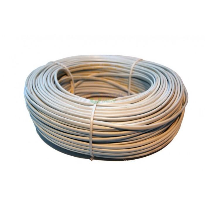 Cablu electric flexibil MYYUP 2X0 50 PLAT - rola 100m
