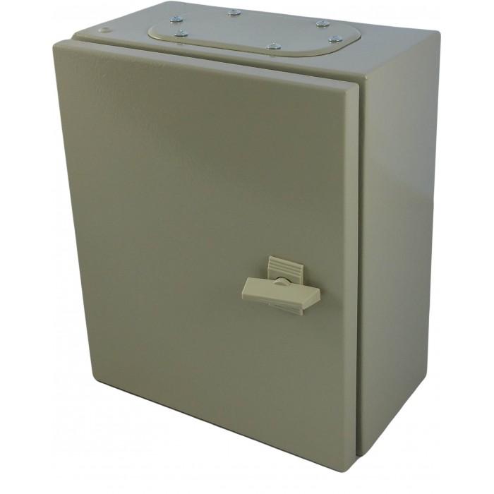Dulap Metal +contrapanou + cheita IP65 250X250X150