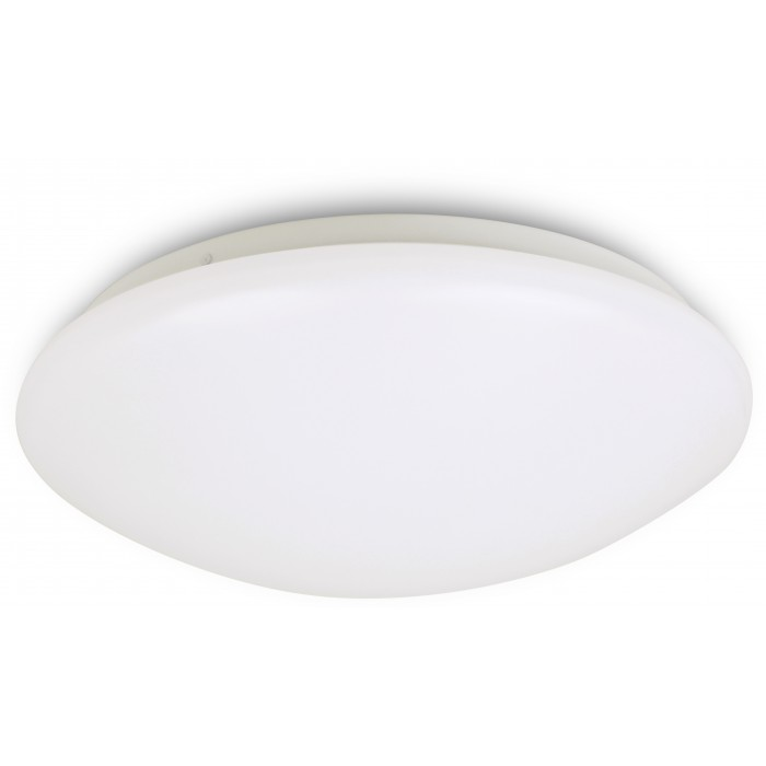 Plafoniera Led Aries rotunda  fi260 18W=160W 220V 6000K, lumina rece