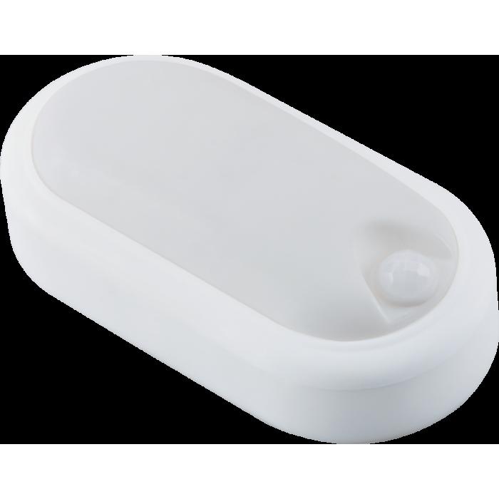 Aplica LED cu senzor de miscare 360°, 8W=60W, 650Lm, IP65