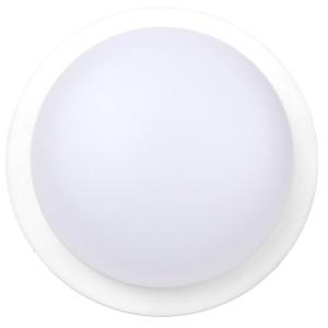 Aplica LED de exterior Rotunda  fi235, 18W=150W, 6000K, lumina rece, cu protectie IP65