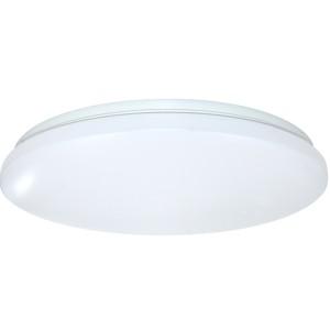 Plafoniera Slim Milky 18W=160W, Ø325 mm, 6500K, lumina rece
