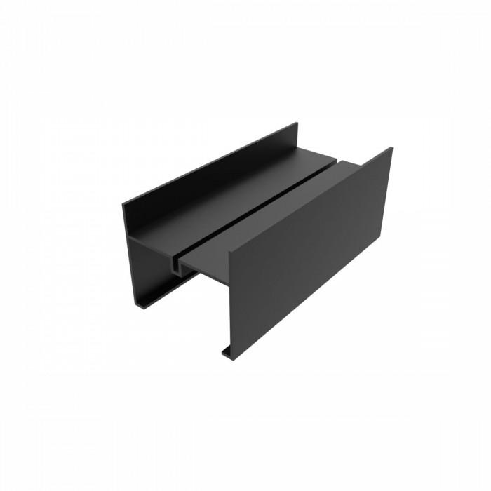 Imbinare pentru corp LED liniar, negru