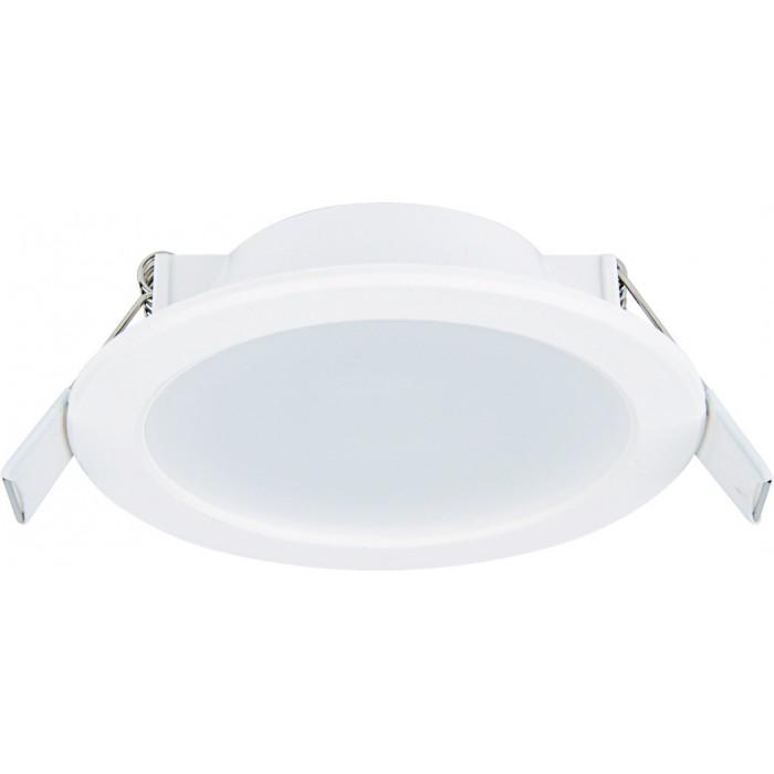 Spot LED opal, Ø86, 5W=30W, 6500K, lumina rece, 308Lm