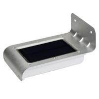 Lampa Perete 0.55W Cu Panou Solar + Senzor Miscare
