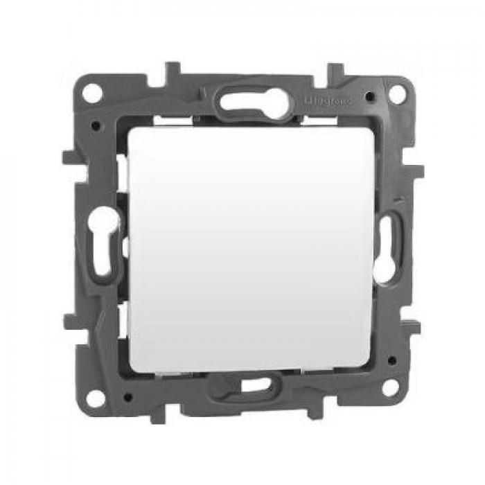 Intrerupator simplu cap scara, 10A Legrand Niloe 664520 - 1 modul