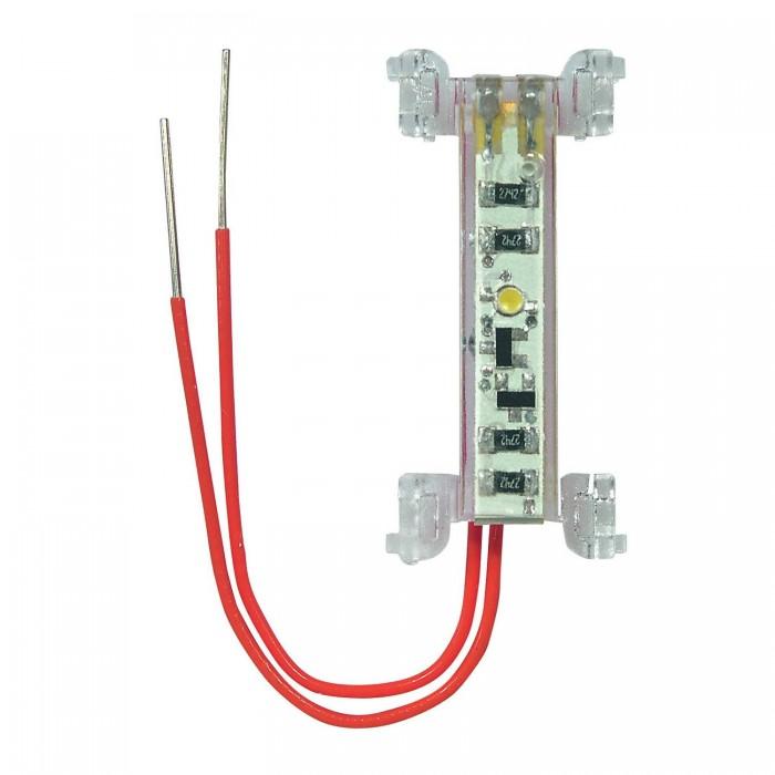 Lumina control, led 230V Legrand Niloe 665090 - 1 modul