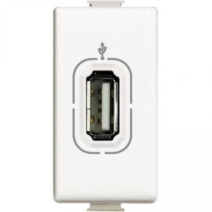 Priza USB, bticino AM4285 - 1 modul