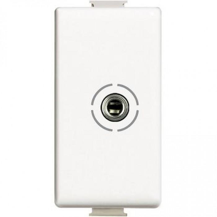 Priza  audio, jack 3.5mm, bticino AM4280 - 1 modul