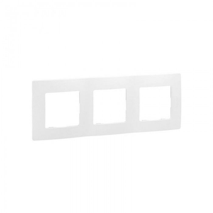 Rama ornamentala simpla Legrand Niloe 665003 - 3 posturi