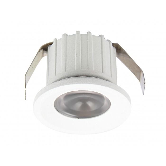 Spot LED Rotund pentru Mobila Ø35, 3W, 3000K, lumina calda