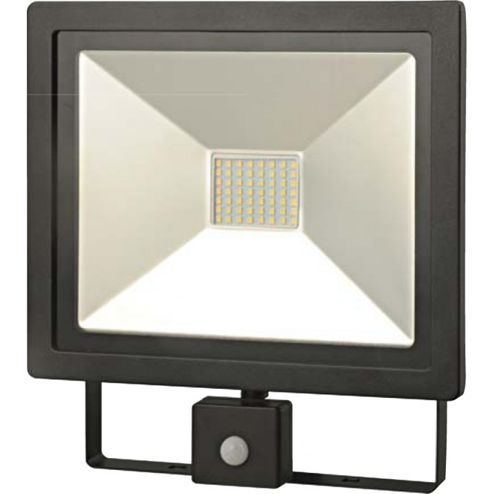 Proiector Led Micro Smd cu Senzor, 50W=250W, 4000Lm, 6400K, lumina rece