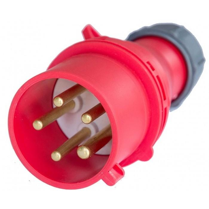 Fisa industriala Spin,16A, 380V, 5P