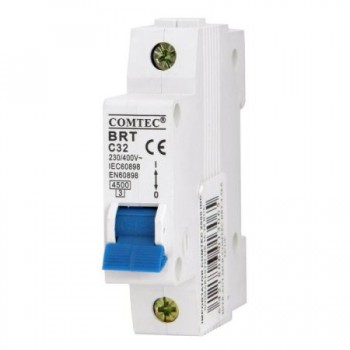 Siguranta automata 1P, 10A - Comtec MF0001-14603