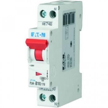 Siguranta automata Eaton PLN4-C10/1N - 1 pol 10A