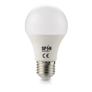 Bec Led E27, model glob A60, 8W=70W, 6400K, lumina rece, 720Lm