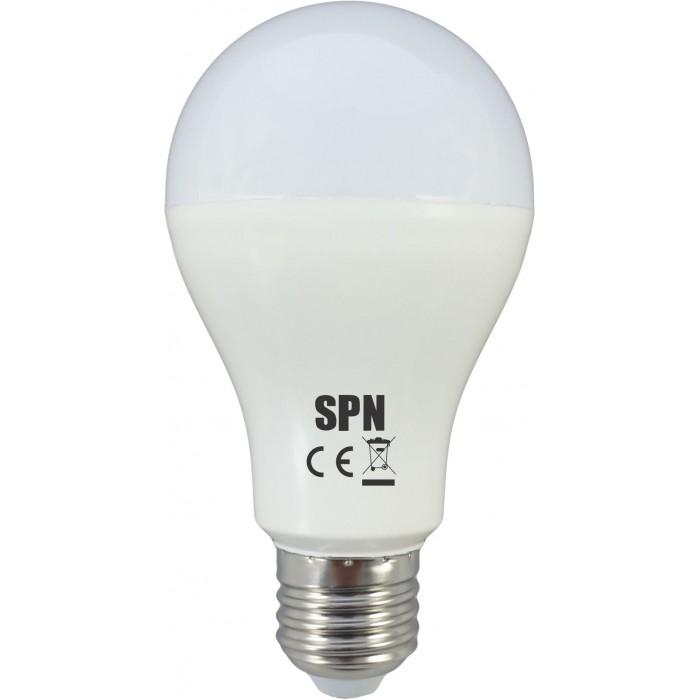 Bec Led E27, model glob A70, 15W=120W, 6400K, lumina rece, 1500Lm