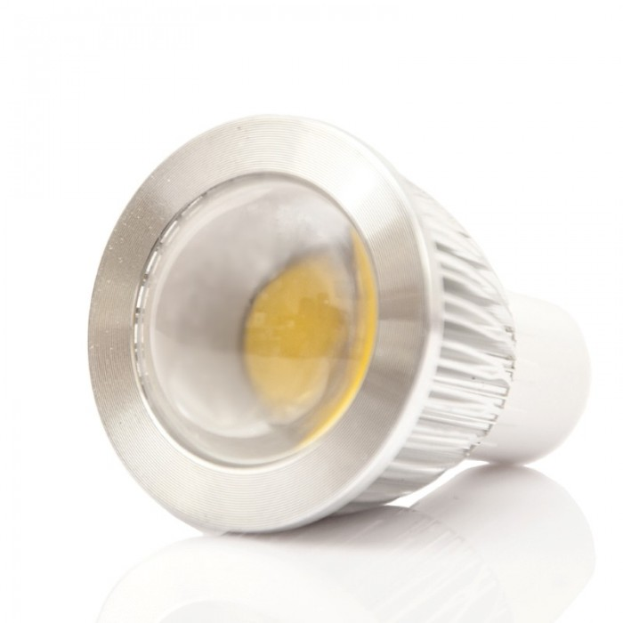 Bec Led Gu10, model R50, 5W, 4100K, lumina neutra