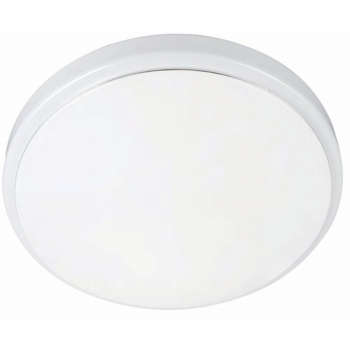 Plafoniera Led model Leo rotunda  fi390, 20W=160W, 6400K, lumina rece