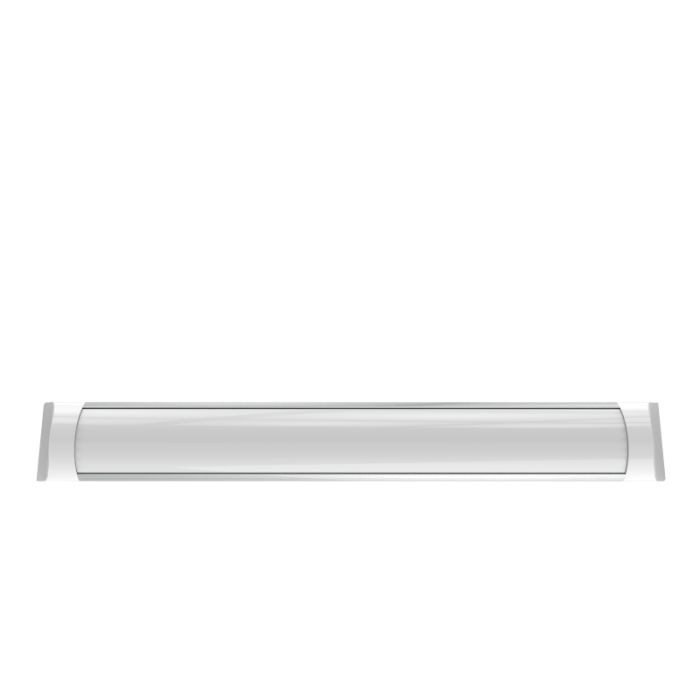Corp Led Fida aluminiu, 10W=20W, 3000K, lumina calda